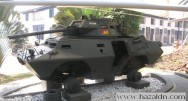 kereta tank di Muzium ATM PD.