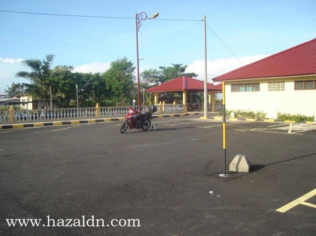 Setesen  GPS  17  Jeram.Setesen GPS ini telah di bina hampir 20 tagun.