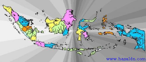 peta tematik kehutanan
