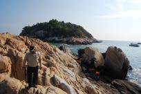 Bos kami di Pulau Agas