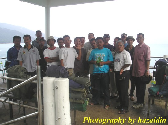 Jeti Pulau Tioman