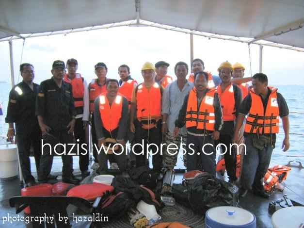 Pasukan Jabatan Ukur dan Pemetaan Malaysia JUPEM