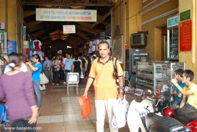 Ben Thanh Market HCM City