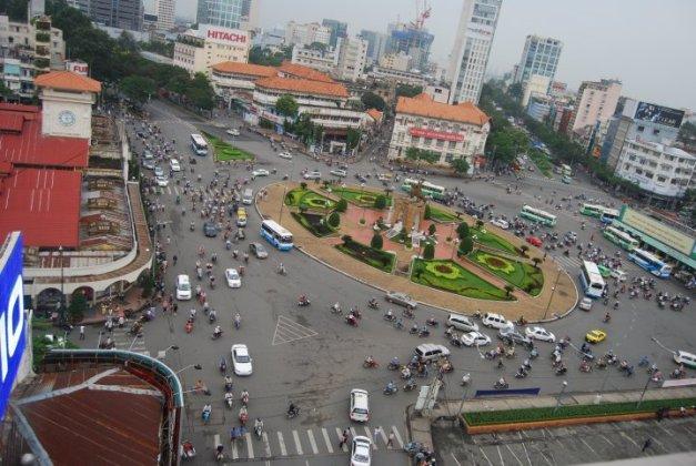 bulatan Ho chi Minh