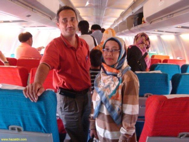 Mendarat di Airport HCM City _