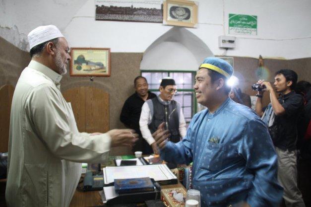 3.4 ziarah imam masjid al-aqsa