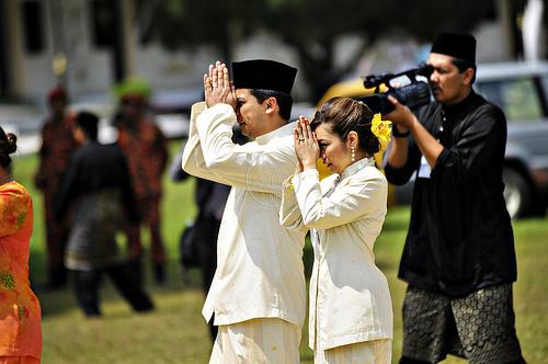 daulat tuanku _perkahwinan cucu sultan pahang