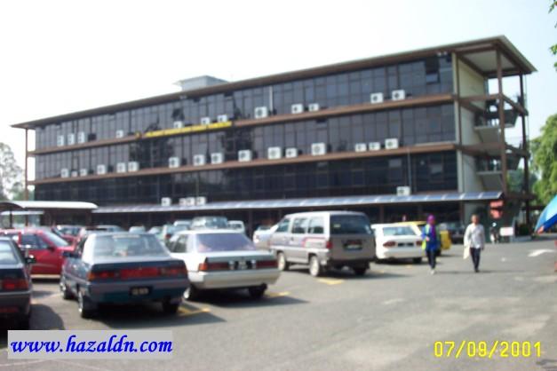 Bangunan Pejabat Daerah dan Tanah Temerloh 2