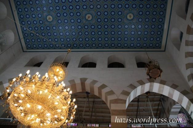 bumbung masjid al-aqsa