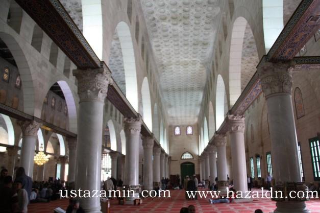 Dalam al-Aqsa