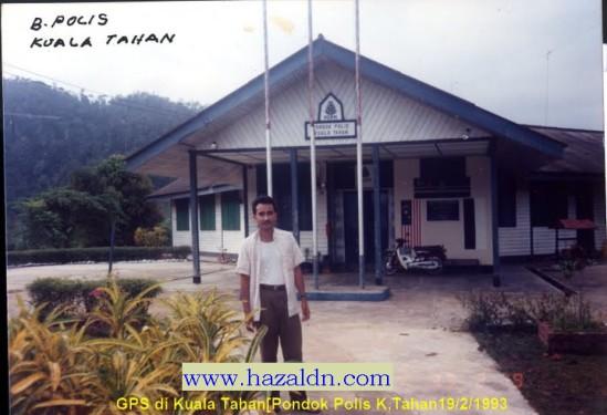 Pondok Polis Kuala Tahan 1993