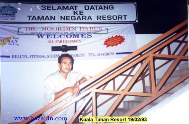 Jeti Kuala Tahan Resort 1993