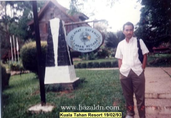 Taman Negara Resort 1993