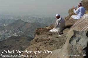 Jabal Nur3 dan gua hira
