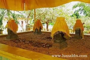 makam Sultan Alauddin Riaayat shah