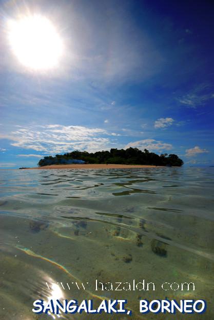 pulau carolline -karibiti