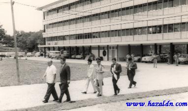 Tahun 1960an - Lawatan DYMM Sultan Abu Bakar ke Temerloh