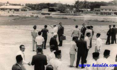 Tahun 1960an - Lawatan DYMM Sultan Abu Bakar ke Temerloh4