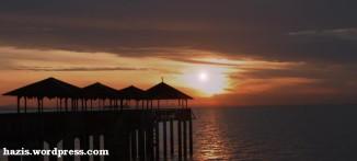 tanjung piai sunrise