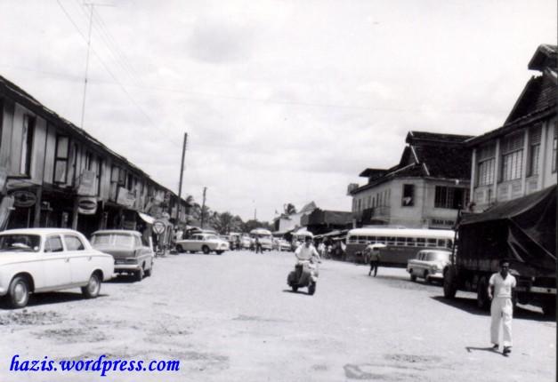 Jalan Tengku Bakar temerloh 1960 an