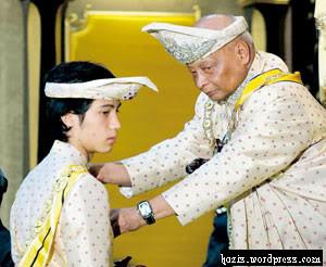 tengku fahd_ Tengku Arif Temenggong