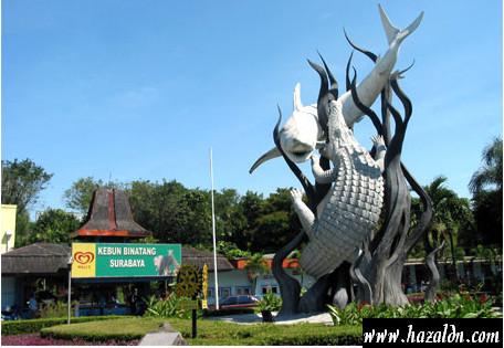 kebun binatang disurabaya