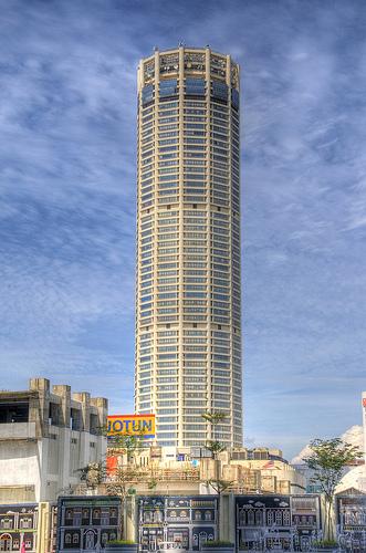 Bangunan KOMTAR P.Pinang