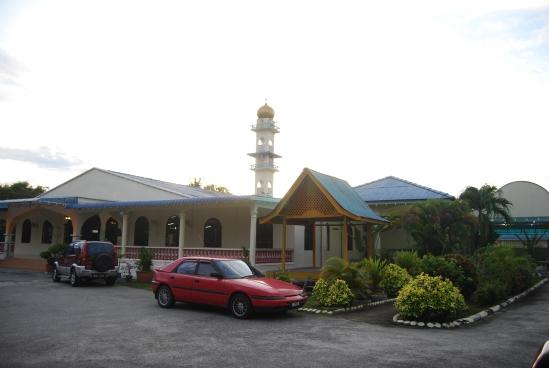 Masjid Al Qahhar Kg Permatang Damar Laut.