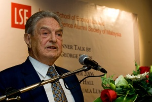 Soros_talk_in_Malaysia- orang kaya dunia