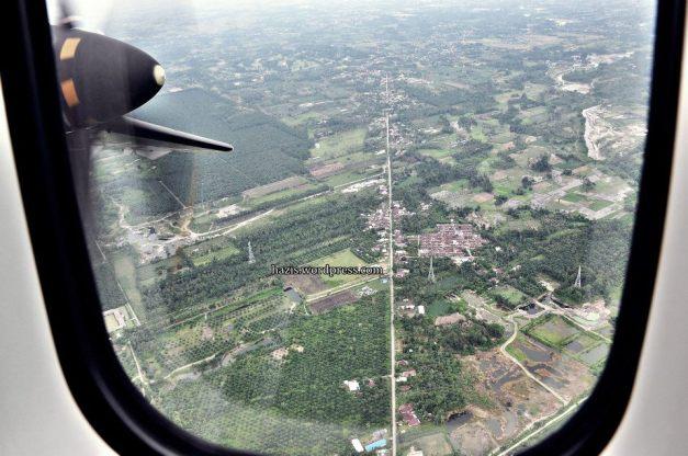 medan dari udara