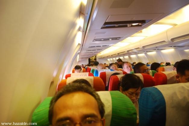 penerbangan balik dengan pesawat mas-mh 759-=