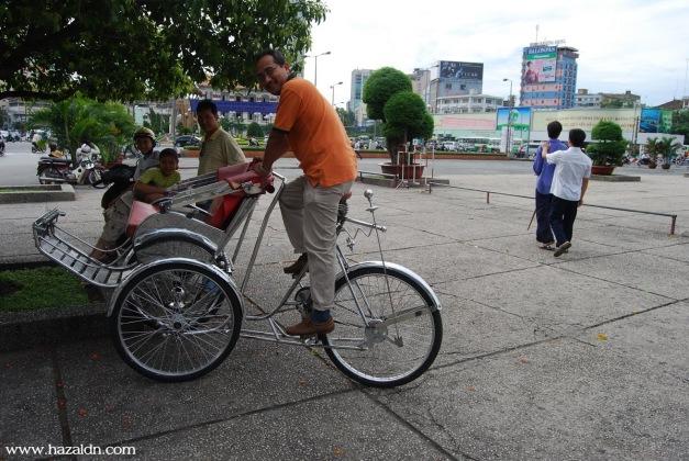Pusat bandar Ho Chi Minh-e