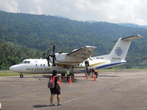 Tioman Reconnaissance  September 2012