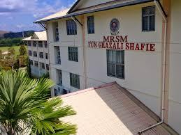MRSM GHAZALI SHAFIE