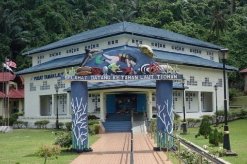 Tioman-marine-park-centre