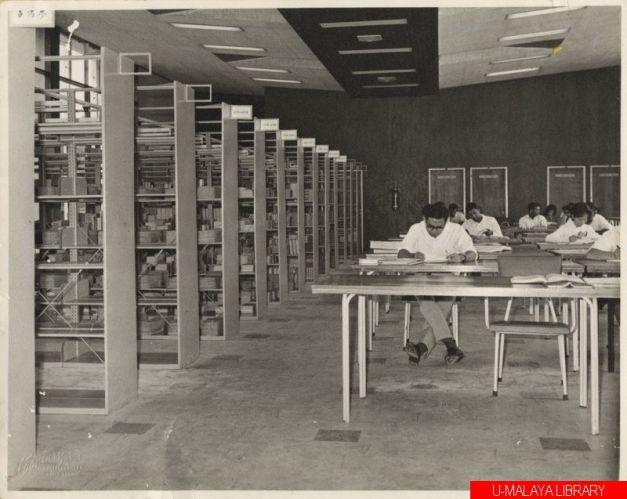 10. 1959 – Perpustakaan Universiti Malaya