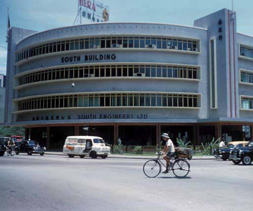 14. 1960 –  South Building, Jalan Ampang