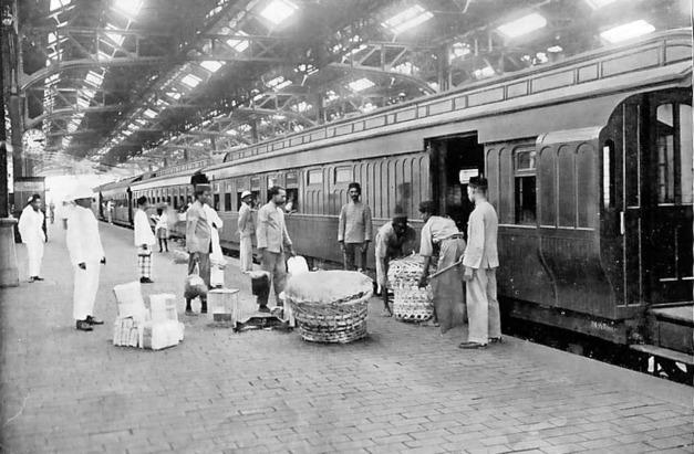 5. 1929 – Platform No 4, Keretapi Tanah Melayu
