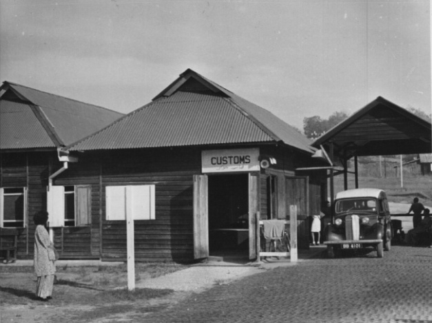 6. 1948 – Lapangan Terbang Sg Besi