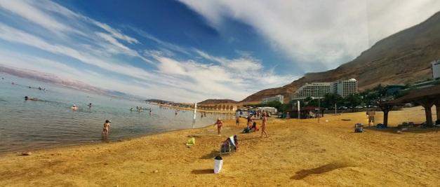 Pantai Laut Mati