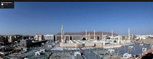 madina _ masjid nabawi