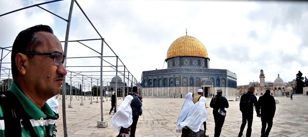 DOME OF ROCK/ AS SAKHRA