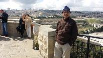 PEMANDANGAN JERUSALEM.