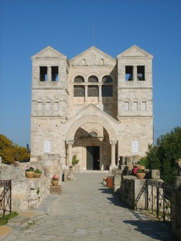 800px-Church_of_Transfiguration_Mount_Tabor200704