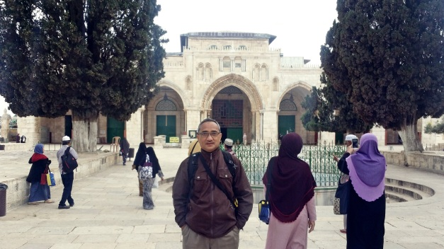 hadapan masjid aqsa 22