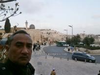 TEMBOK TARATAN @ WILLING WALL DI JERUSALEM