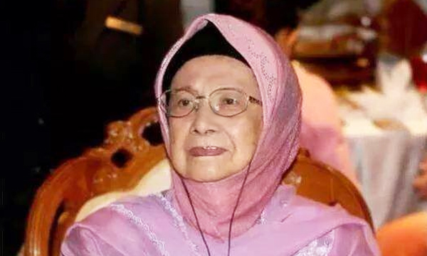 Image result for dATIN dR SITI hASMAH